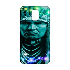Magical Indian Chief Samsung Galaxy S5 Hardshell Case