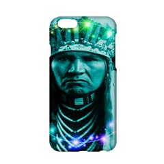 Magical Indian Chief Apple iPhone 6 Hardshell Case