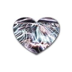 Solar Tide Drink Coasters (heart)