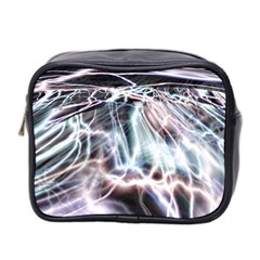 Solar Tide Mini Travel Toiletry Bag (two Sides)