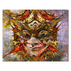 Star Clown Jigsaw Puzzle (Rectangle)