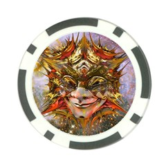 Star Clown Poker Chip (10 Pack)
