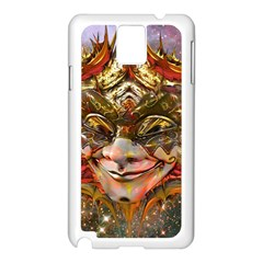 Star Clown Samsung Galaxy Note 3 N9005 Case (White)
