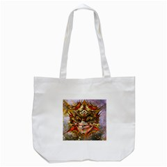 Star Clown Tote Bag (white)