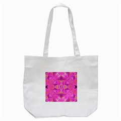 Beautiful Pink Coral  Tote Bag (White)