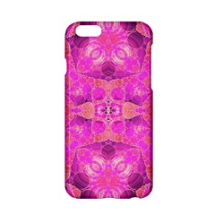 Beautiful Pink Coral  Apple iPhone 6 Hardshell Case