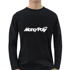 Korg Mono Poly  Vintage Synth  Men s Long Sleeve T Shirt (dark Colored)