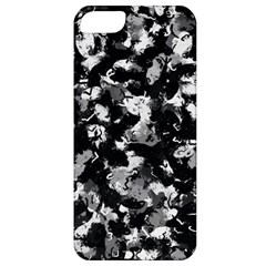 Shades Of Gray  And Black Oils #1979 Apple Iphone 5 Classic Hardshell Case