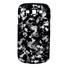 Shades Of Gray  And Black Oils #1979 Samsung Galaxy S III Classic Hardshell Case (PC+Silicone)