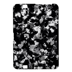 Shades Of Gray  And Black Oils #1979 Kindle Fire HD 8.9  Hardshell Case