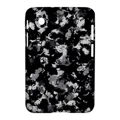Shades Of Gray  And Black Oils #1979 Samsung Galaxy Tab 2 (7 ) P3100 Hardshell Case