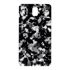 Shades Of Gray  And Black Oils #1979 Samsung Galaxy Note 3 N9005 Hardshell Back Case