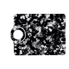 Shades Of Gray  And Black Oils #1979 Kindle Fire Hd (2013) Flip 360 Case