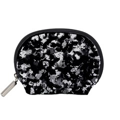 Shades Of Gray  And Black Oils #1979 Accessory Pouch (Small)