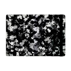Shades Of Gray  And Black Oils #1979 Apple iPad Mini 2 Flip Case
