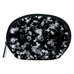Shades Of Gray  And Black Oils #1979 Accessory Pouch (Medium)