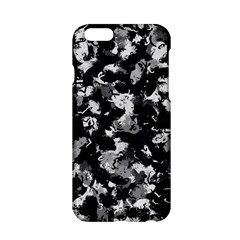 Shades Of Gray  And Black Oils #1979 Apple iPhone 6 Hardshell Case