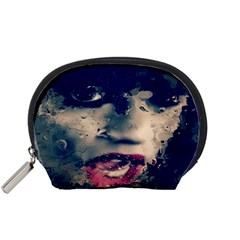 Abstract Grunge Jessie J  Accessory Pouch (Small)
