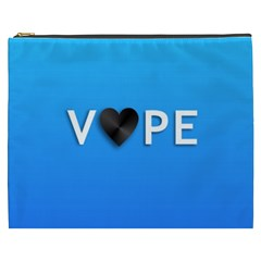 Vape Heart  Cosmetic Bag (xxxl)