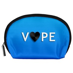 Vape Heart  Accessory Pouch (Large)