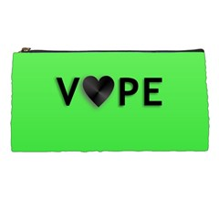 Vape Heart Pencil Case