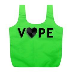 Vape Heart Reusable Bag (L)