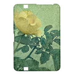 Yellow Rose Vintage Style  Kindle Fire HD 8.9  Hardshell Case