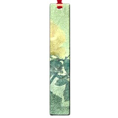 Yellow Rose Vintage Style  Large Bookmark