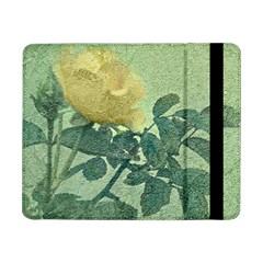 Yellow Rose Vintage Style  Samsung Galaxy Tab Pro 8.4  Flip Case