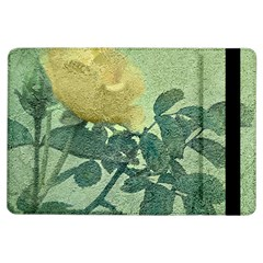 Yellow Rose Vintage Style  Apple iPad Air Flip Case