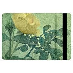Yellow Rose Vintage Style  Apple Ipad Air 2 Flip Case