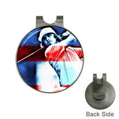 Ricky Fowler Hat Clip With Golf Ball Marker