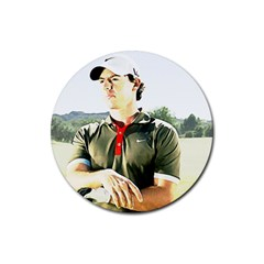 Rory Mcilroy Drink Coaster (round)
