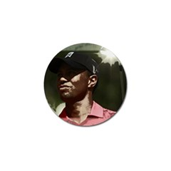 Tiger Woods Png Golf Ball Marker