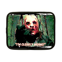 Bloody Face  Netbook Sleeve (small)