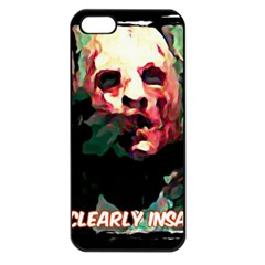 Bloody Face  Apple Iphone 5 Seamless Case (black)