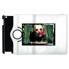 Bloody Face  Apple iPad 3/4 Flip 360 Case