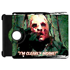 Bloody Face  Kindle Fire Hd Flip 360 Case