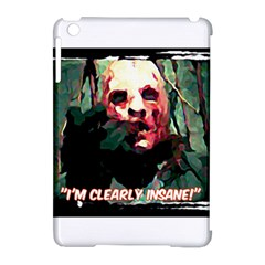 Bloody Face  Apple iPad Mini Hardshell Case (Compatible with Smart Cover)