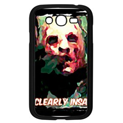 Bloody Face  Samsung Galaxy Grand Duos I9082 Case (black)