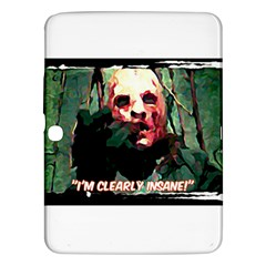 Bloody Face  Samsung Galaxy Tab 3 (10 1 ) P5200 Hardshell Case