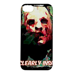 Bloody Face  Apple iPhone 5S Hardshell Case
