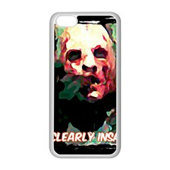 Bloody Face  Apple iPhone 5C Seamless Case (White)