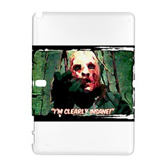 Bloody Face  Samsung Galaxy Note 10.1 (P600) Hardshell Case