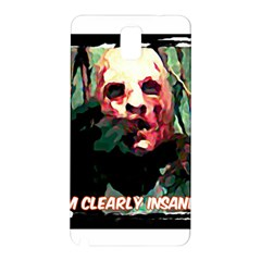 Bloody Face  Samsung Galaxy Note 3 N9005 Hardshell Back Case