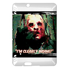 Bloody Face  Kindle Fire HDX Hardshell Case