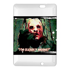 Bloody Face  Kindle Fire Hdx 8 9  Hardshell Case