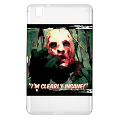Bloody Face  Samsung Galaxy Tab Pro 8 4 Hardshell Case