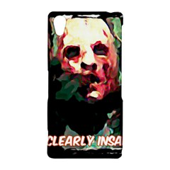 Bloody Face  Sony Xperia Z2 Hardshell Case
