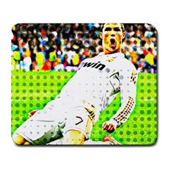 Cristiano Ronaldo  Large Mouse Pad (rectangle)